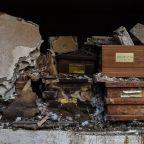 In beleaguered Beirut, even the dead get no rest