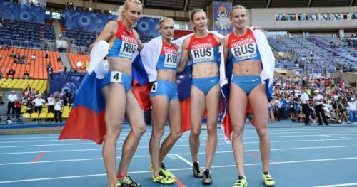 Athlé - Dopage - Dopage : cinq athlètes russes reconnaissent s'être dopés en 2012 et 2013