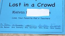 Mother outraged after son with autism given 'most likely to get lost in a crowd' superlative at school: 'Disrespectful'