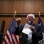 Bernie Sanders to Propose Taxing Wall Street to Pay Off Student Debts