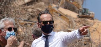 Maas besucht Krisenland Libanon