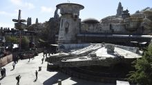 Items stolen from Disneyland's Star Wars: Galaxy's Edge are being sold for a fortune on eBay