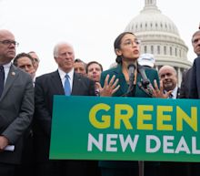 Green New Deal dies in Senate and Democrats helped kill it