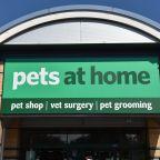Coronavirus: Pets at Home forecasts profit drop as stockpiling slows