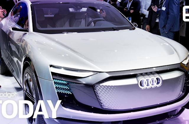 Audi wants autonomous cars to run errands while you're at work