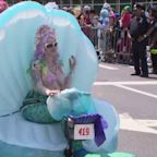 Mermaid Parade Takes Over New York City