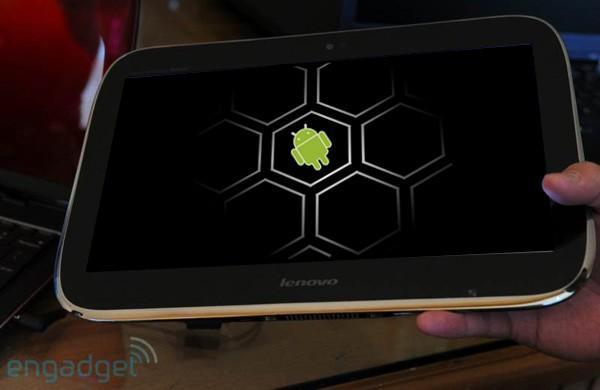 Lenovo says no Android tablet in US until Honeycomb; no Windows 7 tablet, period