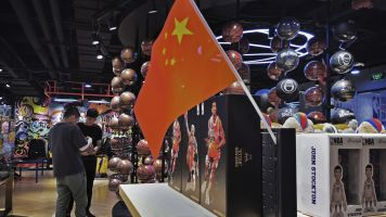 Chinese boycott could cost Rockets $25M this year