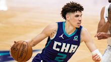 Hornets' LaMelo Ball wins NBA Rookie of the Year