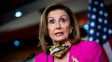 U.S. House to consider bills on Chinese goods made with forced labor, Pelosi says