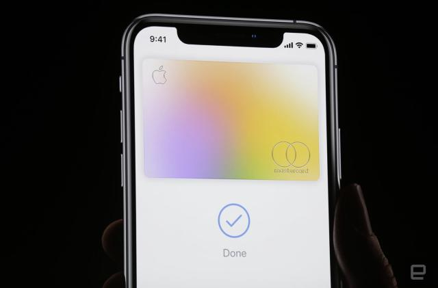 Apple is launching a credit card