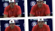 Washington Nationals news & notes: Davey Martinez on Juan Soto & GIDPs; Going 1-0; and yesterday's roster moves...