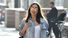 Myleene Klass shows off stunning kitchen as daughters help her teach Easter music lesson