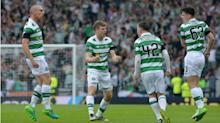 Scottish Cup: Late Rogic magic seals Celtic's unbeaten domestic treble