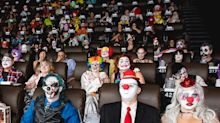 It All-Clown Screening Photos: Your Nightmare Is Real