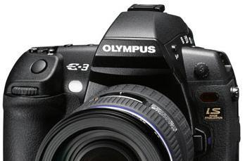 Olympus' E-3 DSLR gets reviewed
