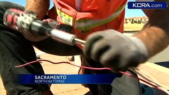 Sacramento aims to crack down on copper wire theft