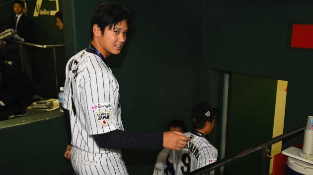 Japan's 'Babe Ruth' Shohei Otani wants to pitch in MLB next season