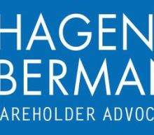 HAGENS BERMAN, NATIONAL TRIAL ATTORNEYS, Alerts EHang Holdings Limited (EH) Investors to April 19th Deadline in Securities Class Action, Urges Investors with Losses to Contact the Firm