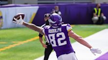 Kyle Rudolph released by Vikings, could help solve 49ers TE depth problem