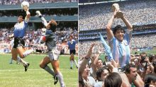 'Shut the f*** up': Truth behind Diego Maradona's most infamous moment