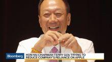 Hon Hai Posts Surprise Profit Drop