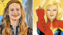Chris Evans Wants Brie Larson To Be Captain Marvel