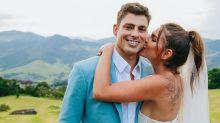 """Mariana Goldfarb rebate críticas a fotos de casamento: """"Não se incomodem com a felicidade alheia"""""""
