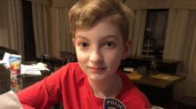 12-year-old 'hero' saves life of girl 1,000 miles away after she shared distressing Snapchats