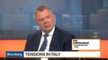 Storebrand CEO Says Insurer Has Very Limited Exposure to Italy