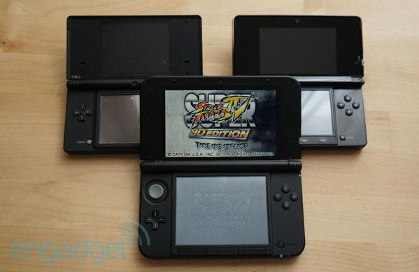How would you change Nintendo's 3DS XL?