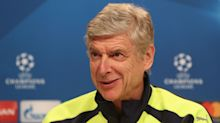 Wenger in jovial mood over Arsenal future