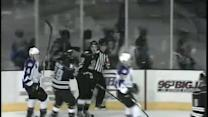 Pirates lose first period lead and lose to Manchester