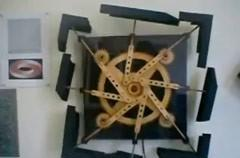 Kinetic wall sculptures are impossible to look away from (video)
