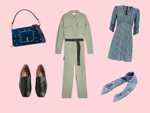 Forties-inspired fashions to celebrate the 75th anniversary in style
