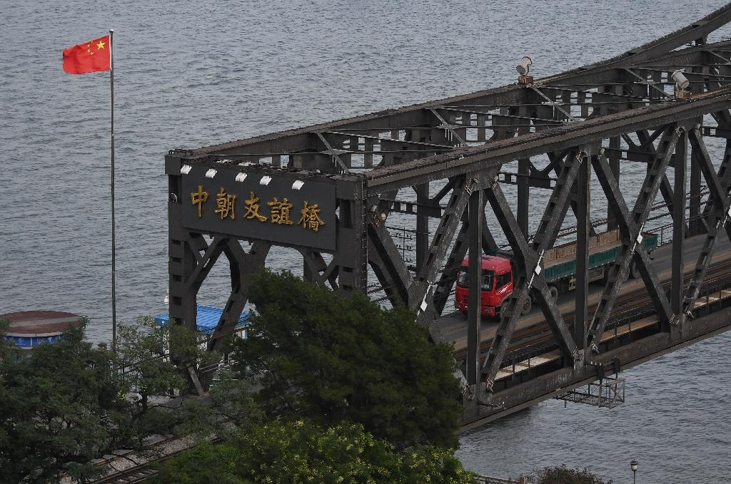 Some 70 percent of trade between the neighbours is conducted in the northeastern Chinese city of Dandong, which is connected to North Korea by the Sino-Korean Friendship Bridge