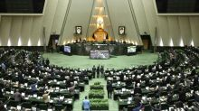Iran reopens parliament as virus infections drop for seventh day