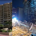 1 dead, 8 injured in Miami condo collapse a block from Ivanka Trump and Jared Kushner's home, reports say