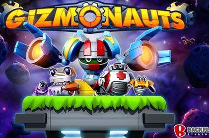 Daily iPhone App: Gizmonauts is DragonVale, but with robots