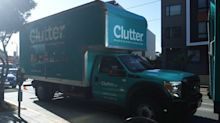 This company will help you with your hoarding problem by loading and storing all your extra stuff