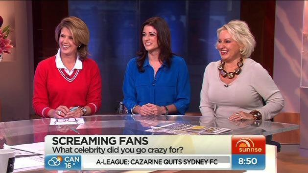 Kochie's Angels - April 10