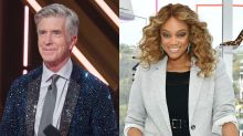 Tyra Banks 'excited' to be first Black female host of 'DWTS,' Tom Bergeron reacts to replacement news