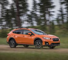 View Photos of the 2020 Subaru Crosstrek