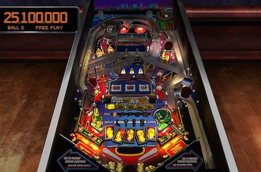 Pinball Arcade's Season 3 tables reaching PSN, Addams Family Kickstarter coming