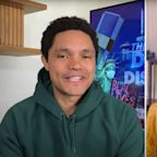 Hillary Clinton Talks To Trevor Noah About Voter Suppression, Her Hulu Docuseries, Coronavirus & You-Know-Who