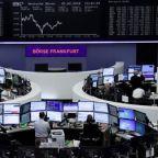 Global stocks sink as bond yields, dollar regain traction