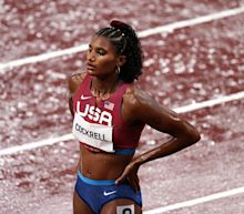 Why Anna Cockrell Was Disqualified From Women's 400m Hurdles Final