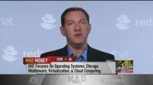 Red Hat CEO: 'We expect this is the bottom' in enterprise...
