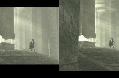 Eurogamer compares ICO, Shadow of the Colossus PS2 and PS3 incarnations
