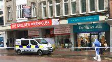 Homeless man found dead in Belfast city centre